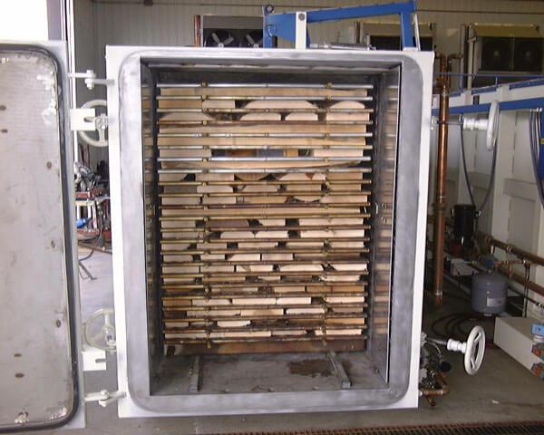 Vacupress 4000 Vacuum Lumber Drying Kilns Vacutherm