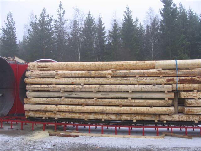 AirVac 8 Loading Logs