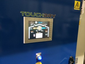 Energy Management TOUCHDRY Kiln Controller